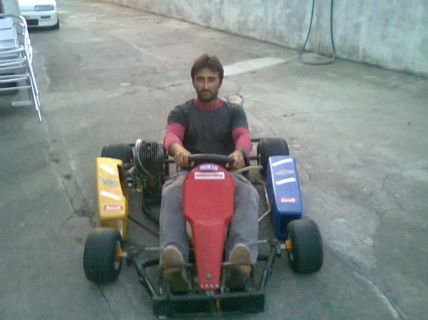 Karting 2 tempos