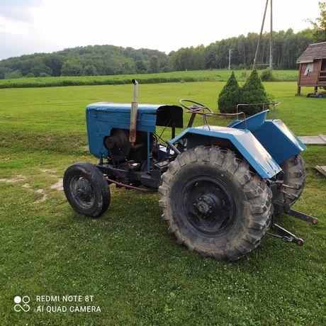 Traktor sam zamiana