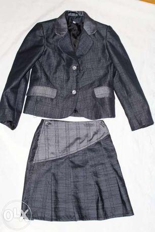 Школьный костюм тройка для девочки р.120