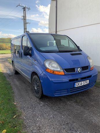 Renault Trafic 1.9 Dci Brygadówka z Paką