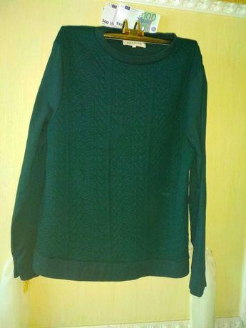 Кофта свитшот свитер мужской 50 размер