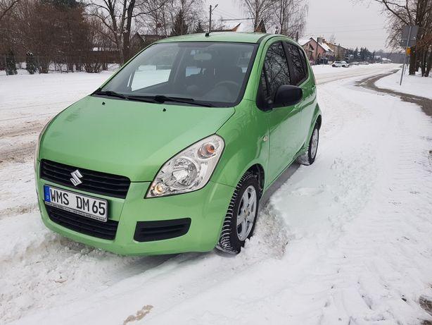 Suzuki splash 1.2 benzyna - klimatyzacja