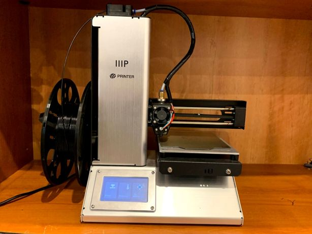 Drukarka 3D Monoprice Select Mini 3 Pro, ABL, Samopoziomująca