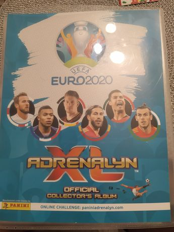 Karty panini euro 2020