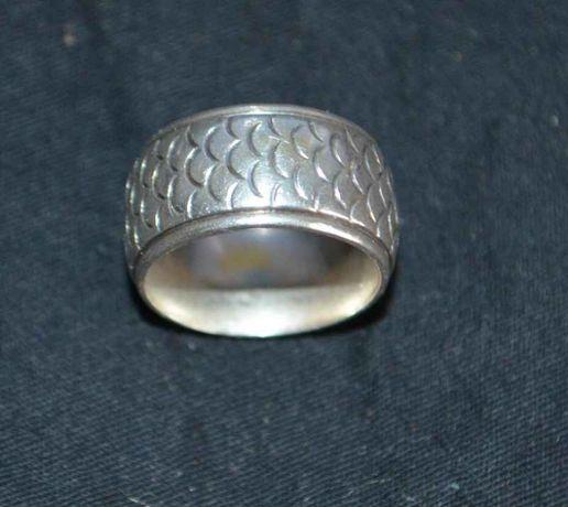 srebrna obrączka pr. 925 SiLE roz.10
