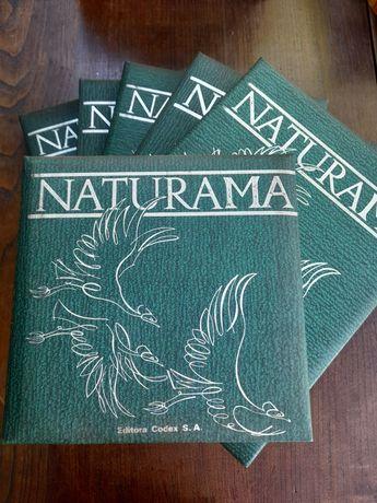 Naturama enciclopédia ecológica de ciências naturais