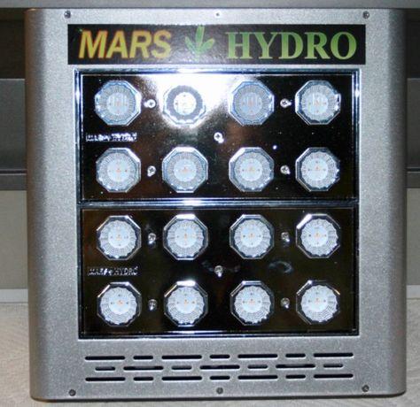 Mars Hydro Pro II epistar 80 LED grow light (USA) LED Фитопанель