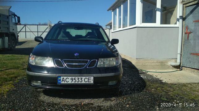 Сааб ,Saab 9-5...