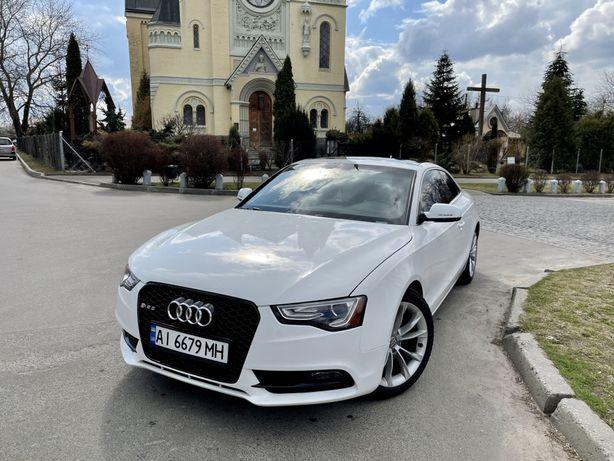 Audi A5 Quattro 2013