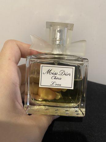 Dior Miss Dior Cherie L'Eau edt toilette Туалетная вода 50мл оригинал