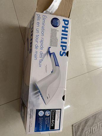 портативный ручной отпариватель PHILIPS Steam&Go GC310 парогенератор