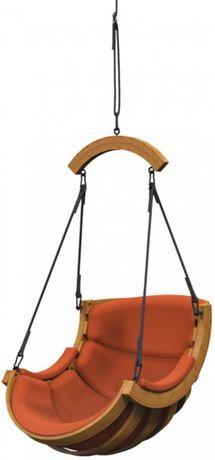 Wiszący fotel-hamak