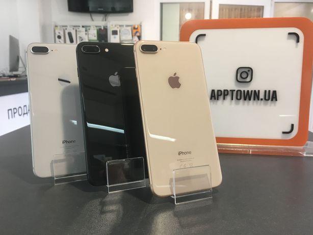 IPhone 8 Plus Gold / Space/ Silver 64GB / 256 GB/Neverlock + Гарантия