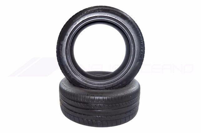 Conjunto 4 Pneus Semi-Novos/Usados Michelin (P391)