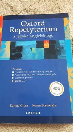 Oxford Repetytorium z języka angielskiego Matura support + płyta