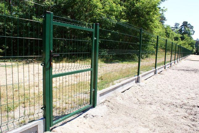 Ogrodzenia panelowe panele ogrodzeniowe Panel 123 fi 4