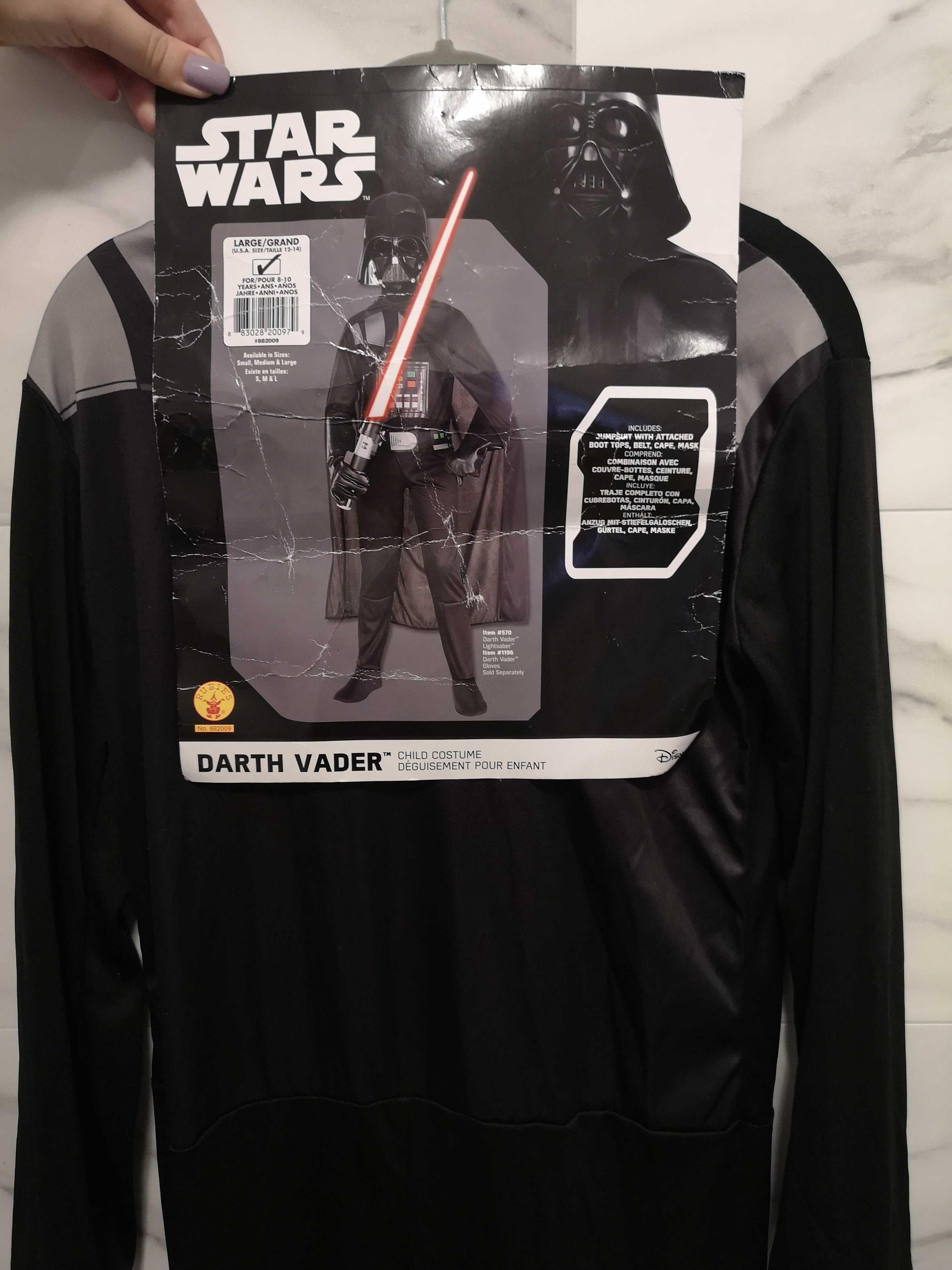Kostium Star Wars Darth Vader