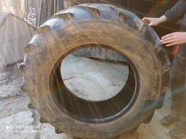 Opony do traktora