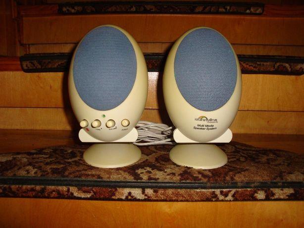 (k) Głośniki do komputera 3D