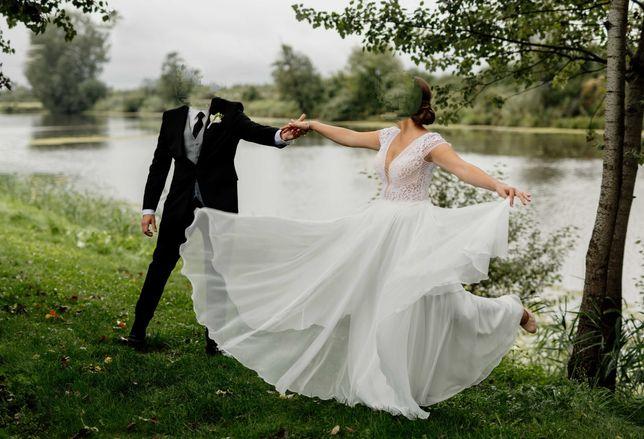 Suknia ślubna Dessi firmy GALA
