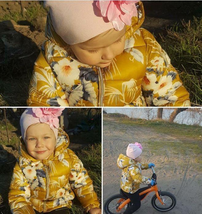 Курточка Mango для девочки рр холодная осень Кременчуг - изображение 1