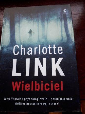 """Książka C. Link """"Wielbiciel"""""""