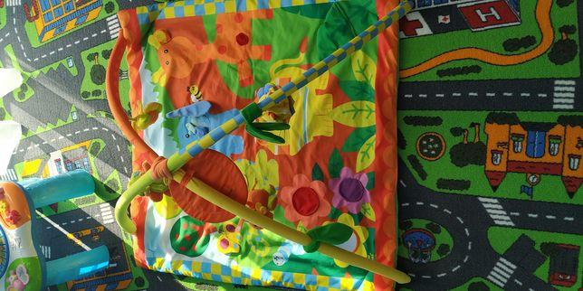 Mata edukacyjna Canpol dżungla dla dziecka