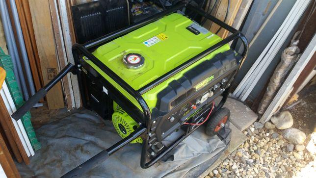 gerador gasolina monofasico com arranque eletrico