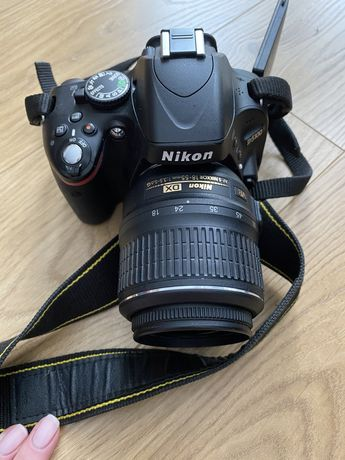 Aparat lustrzanka Nikon D5100