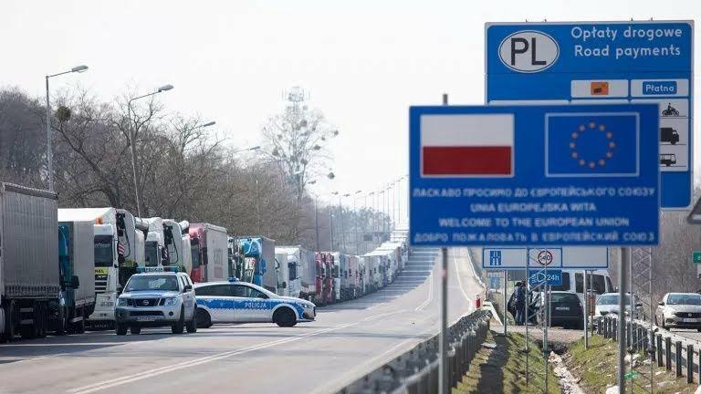 Перетин кордону Польщі без карантину документи Хмельницкий - изображение 1