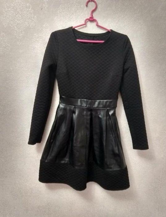 Платье чёрное женское Карловка - изображение 1