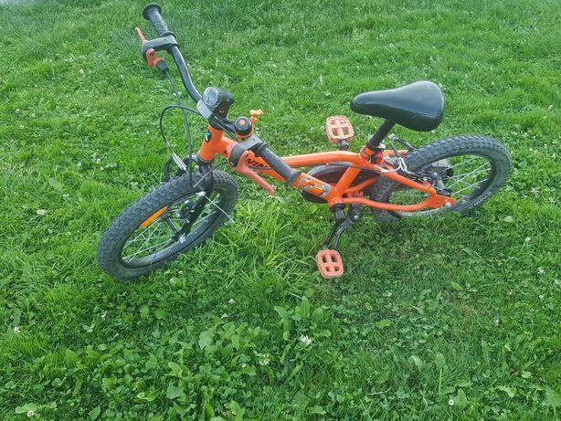 Rower 16 dla chłopca