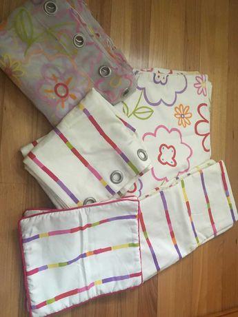 Conjunto de têxteis para quarto