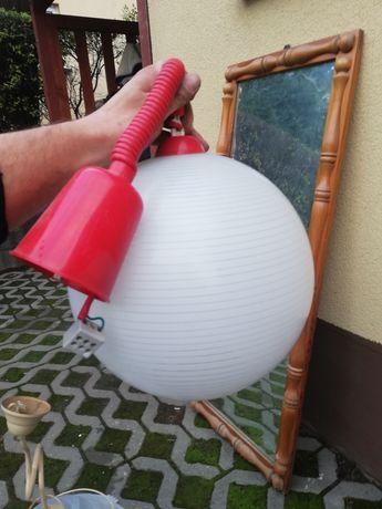 Lampa na duży gwint