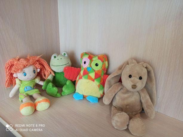 М'які іграшки для діток