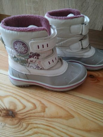 Buty kozaki śniegowce