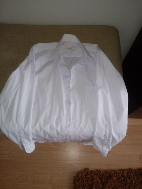 Biała koszula 2 szt