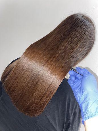 Кератин волос