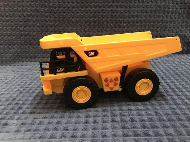 Самосвал грузовик CAT caterpillar электро