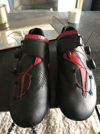 Sapatos de bicicleta Fizik R1 Sola de  Carbono tamanho  46