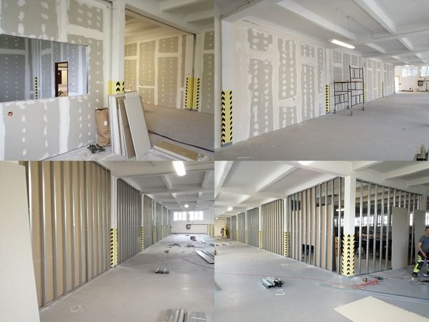 Kompleksowe usługi remontowo - budowlane