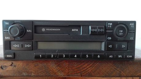 Radio samochodowe VW Golf!Passat!Polo! i inne!!Stan BDB!Kod!!