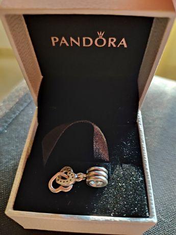 Pandora ® - Pendente Corações Entrelaçados