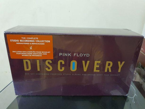 Vendo Pink Floyd Discovery 16CD Boxset (Novo/Selado)