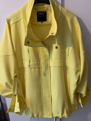 Żółta kurtka Mohito