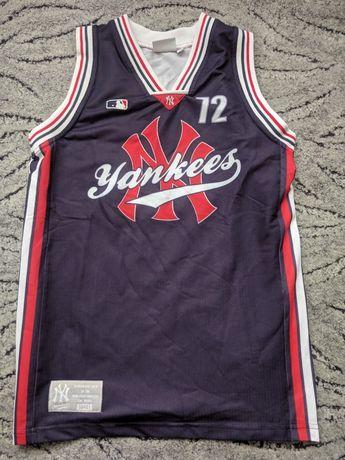 Podkoszulek New York Yankees NY t-shirt bezrękawnik
