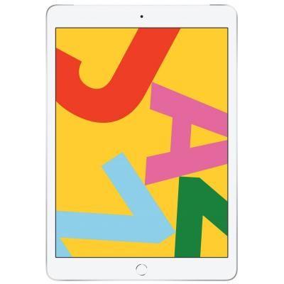 """Планшет Apple A2198 IPad 10.2"""" Wi-Fi + 4G 32GB Silver (MW6C2RK/A)"""