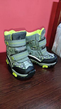 Зимние ботинки, термоботинки, полусапожки