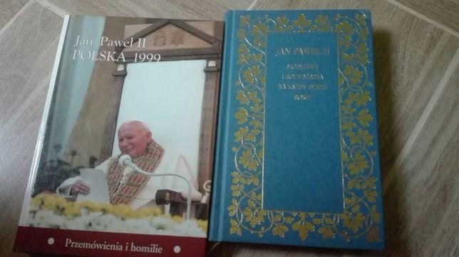 Kronika z życia Jana Pawła II, Jan Paweł II przemówienia... I modlitwy