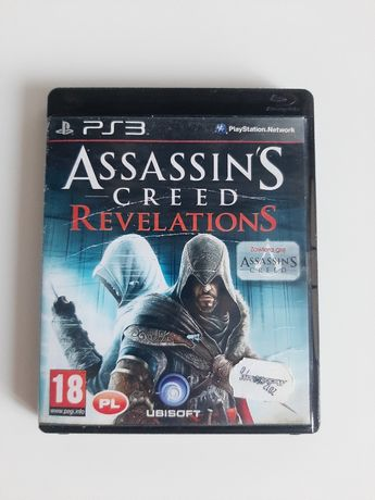Assassin Creed Revelations Ps3